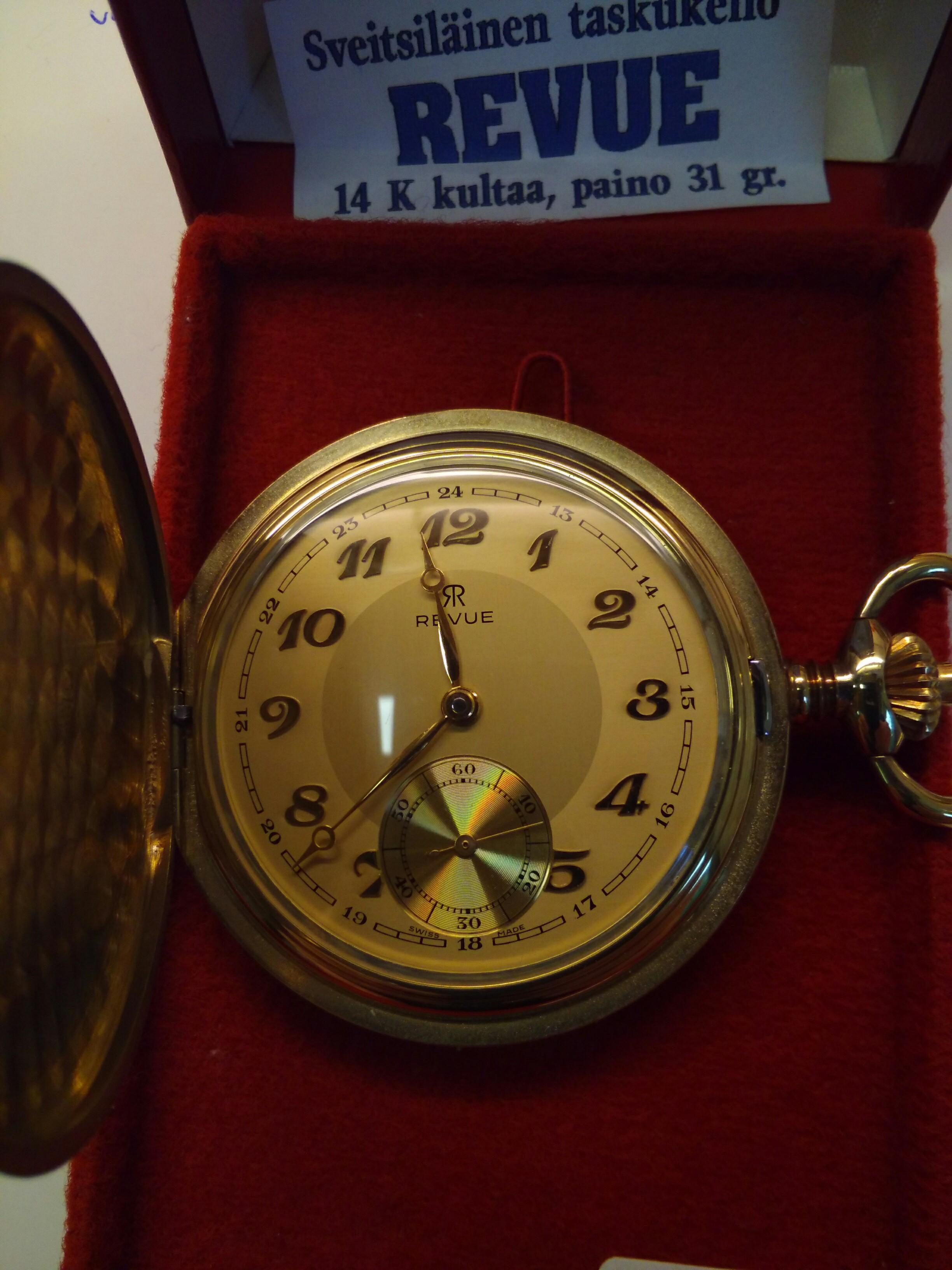 Kello ja Kulta Sillanpää – Vintage 23619b5de1